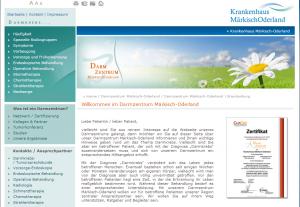 Darmzentrum Märkisch-Oderland Brandenburg