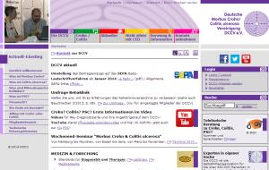Deutsche Morbus Crohn Colitis ulcerosa Vereinigung e.V. Startseite