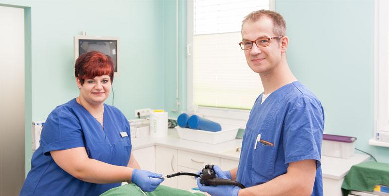Praxis für Magenspiegelung und Gastroskopie Berlin